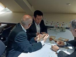 EU BUSINESS MEETING