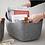 Thumbnail: Modern Woven Felt Storage Organizer Basket