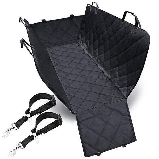 Waterproof Scratch Proof Pet Hammock Pet Car Back Seat Cover