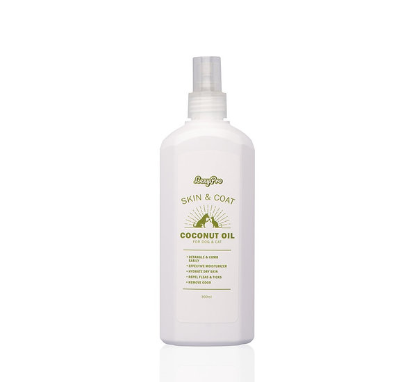 LexyPro - Skin & Coat Coconut Oil - 300ml