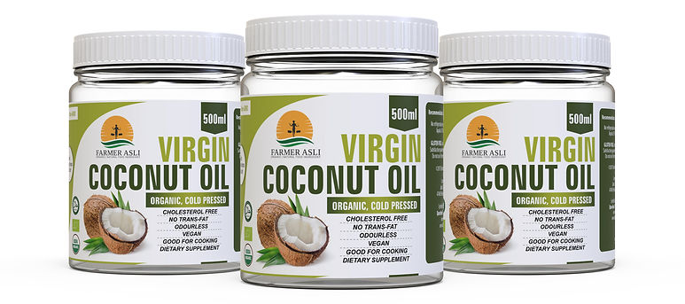 virgin cocont oil