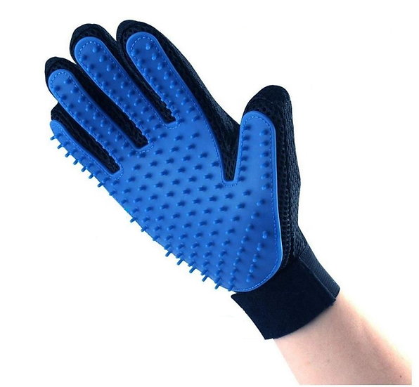 Silicone Pet Grooming Brush Glove