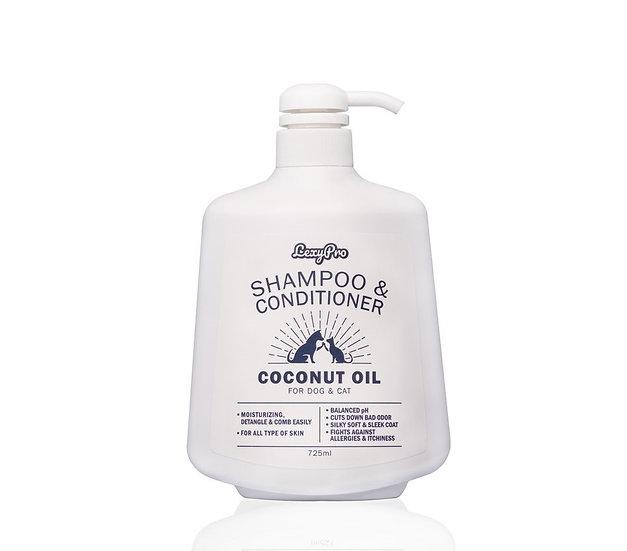 LexyPro - Shampoo & Conditioner - 725ml