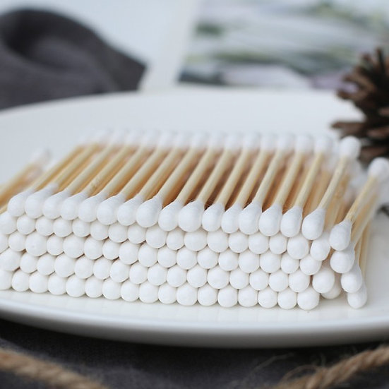 Eco Bamboo Cotton Bud - 5 Boxes