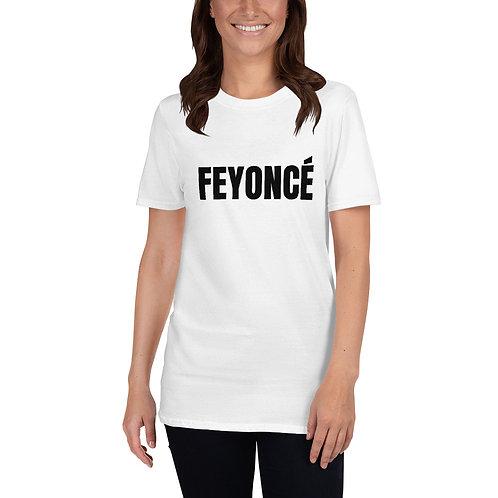 Feyoncé Short-Sleeve Unisex T-Shirt