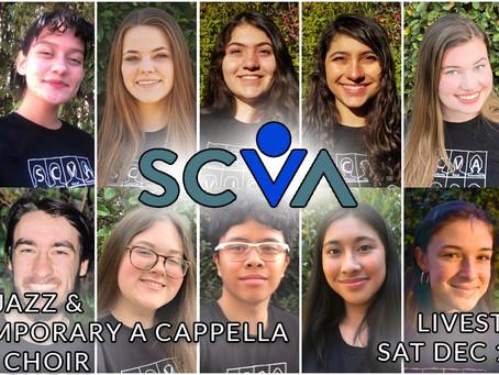 Congrats Bailey Glaspell for making SCVA VJCA Honor Choir!