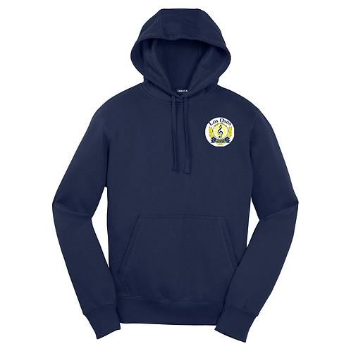Music Logo Hooded Sweatshirt w/ Optional Embroidery