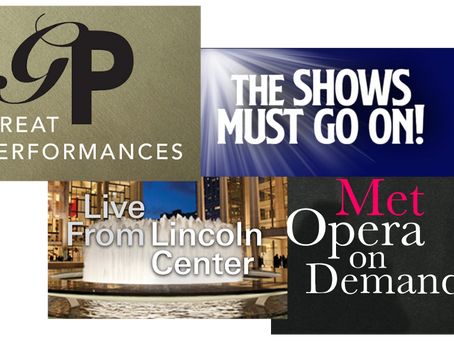 Full Free Shows are Streaming while Theaters are Closed