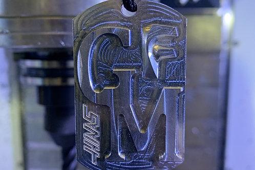 Custom Pendant/Keychain