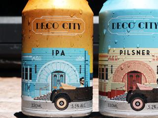 Deco City Beer