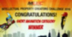 Intellectual Property Creators Challenge 2016