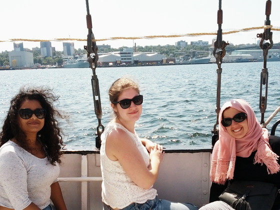 Ahoy (Lab)mates!