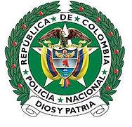 Policia colombia Trasnsporte aeropuerto