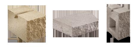 Tiga komponen utama yang digunakan dalam pembangunan konstruksi dinding penahan tanah AWS