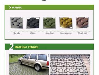 Produk Baru Conbloc: GrassStone