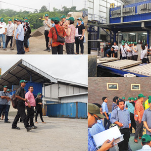 Factory Visit PT Conbloc Internusa