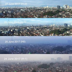 Jakarta: Kala Bising Menjadi Hening