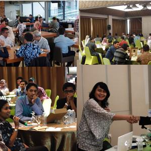 Suasana Hangat di Gathering Bandung