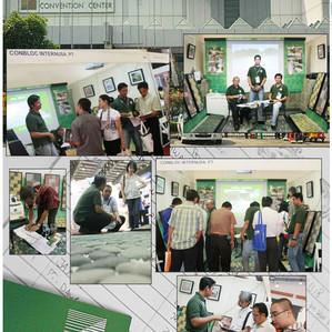 Conbloc di Indo Build Tech 2010
