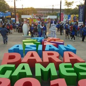Kesan Manis Asian Para Games