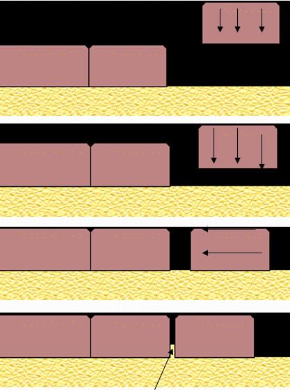 Teknik pemasangan paving block yang kurang tepat