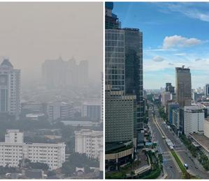 Sebelum & Semasa Pandemi
