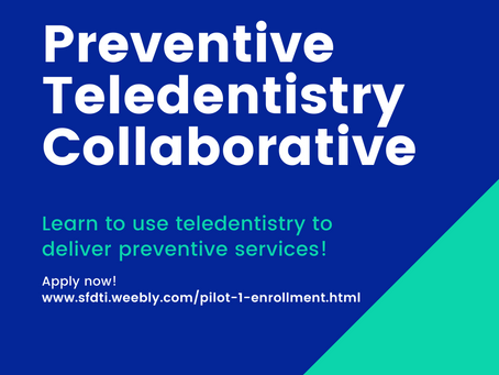 Preventive Teledentistry Collaborative