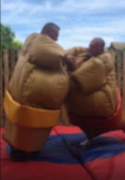 Sumo Wrestling-WPI