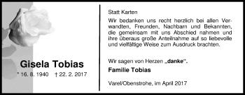Gisela Tobias