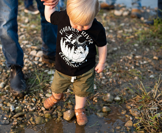 The Toddler + Infant Tee