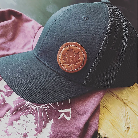 The Fitted TRC Co. Patch Ball Cap