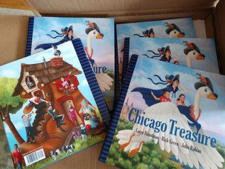 A Treasury of Chicago Children for Children of All Ages Everywhere