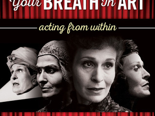 """Your Breath in Art: Acting from Within"" by Beatrice Manley released"