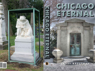 """Chicago Eternal"" Finalist in Benjamin Franklin Awards for Excellence in Book Publishing"