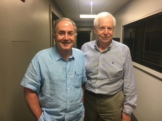 Larry Broutman Talks to Rick Kogan