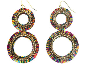 May Promotion - 50% Off New Earrings & Free New Pair with All Orders