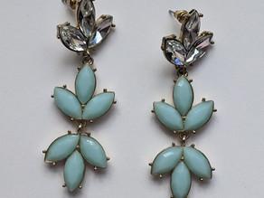 New Big Botanical Earrings at BigEarrings.com