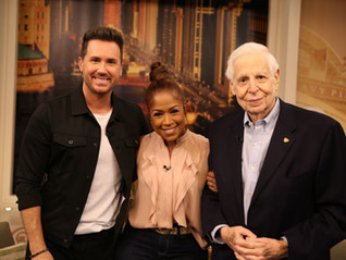 """Windy City Live interviews the creator and stars of """"Chicago Treasure"""""""