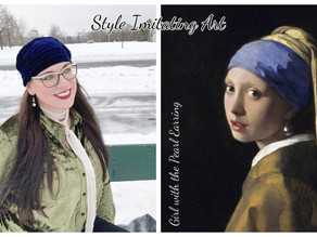 Rediscovering Your Edge, Thrift, and Style Imitating Art with Shelbee