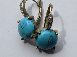 Showcasing Our Leverback and Clip-On Earrings