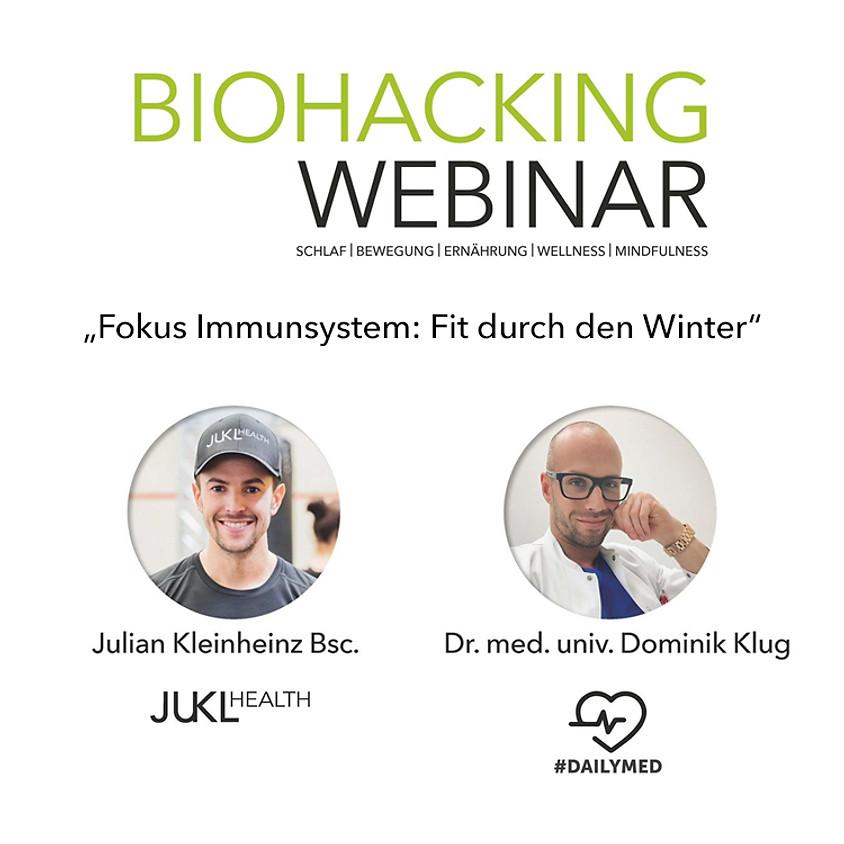 Fokus Immunsystem: Fit durch den Winter