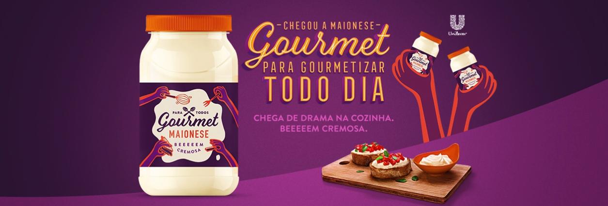 Maionese Gourmet