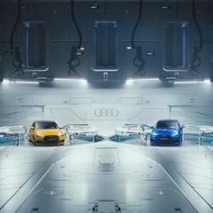 Audi 'Next Level'
