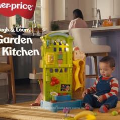 """Fisher Price """"Garden to kitchen"""""""