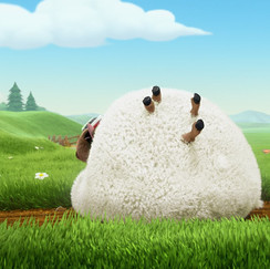 Hay Day 'Too Much Wool'