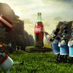 Coke 'Great Happyfication'
