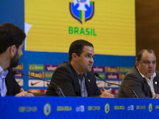Seleção Olímpica convocada para o Torneio Pré-Olímpico 2020