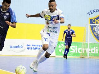 São José recebe o Jaraguá pela Liga Nacional de Futsal 2021