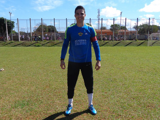 """Luiz Fernando """"Bob"""" um goleiro espetacular"""