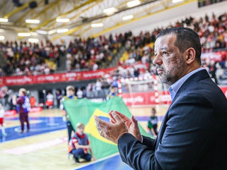 Seleção Brasileira Masculina de Futsal é convocada para as eliminatórias da Copa do Mundo FIFA 2020